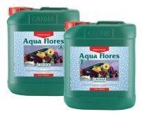 Canna Aqua Flores A B - 5 ltr