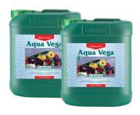 Canna Aqua Vega A B - 5 ltr