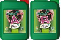 DutchPro Soil Grow A B - 5 ltr