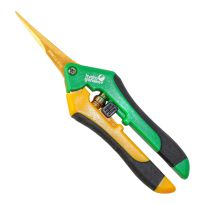 Hydro Garden Precision pruners Curved blade titanium coated