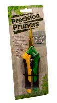 Hydro Garden Precision pruners straight blade titanium coated