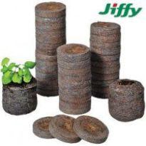 Jiffy plug 41mm per stuks