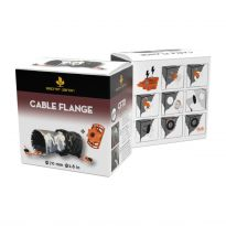 Kit Cable Flange Ø70 mm Double Socks