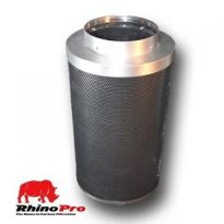 Rhino filter 255m3 flens 100mm + stoffilterhoes