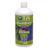 Terra Aquatica DualPart® Grow / GHE FloraDuo® Grow Soft water 0,5 liter