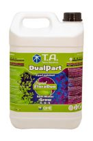 Terra Aquatica DualPart® Grow / GHE FloraDuo® Grow Soft water 5 liter