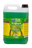 Terra Aquatica TriPart® Grow / GHE FloraGro® 5 liter